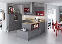 gunk center gebrauchte und neue k chen. Black Bedroom Furniture Sets. Home Design Ideas